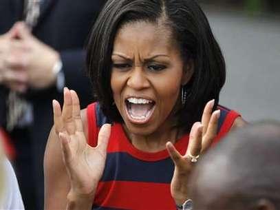 Michelle Obama reveló intimidades desconocidas del matrimonio presidencial de Estados Unidos. Foto: AP