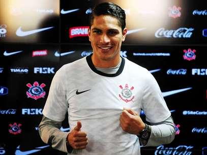 El delantero peruano Paolo Guerrero debutará esté 5 de Agosto Foto: Léo Pinheiro / Terra