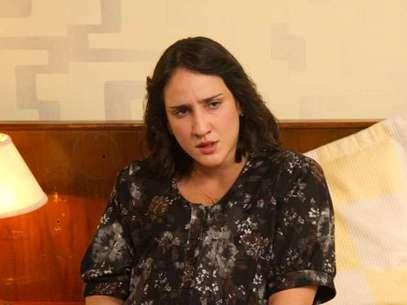 Cecilia Navia interpreta a la esposa de Pablo Escobar en la serie. Foto: Prensa