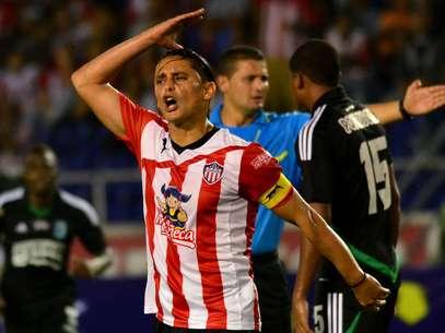 Giovanni Hernández pasa del Junior de Barranquilla al Independiente Medellín. Foto: Terra