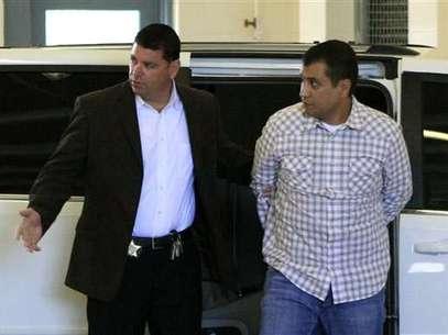 George Zimmerman dio una entrevista con Fox y los padres de Trayvon Martin se enojaron con lo que dijo. Foto: AP