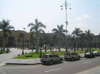 Plaza de Armas de Lima. Foto: Gentileza