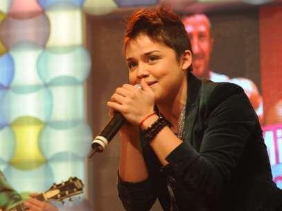Viviana Flores trabaja en su primer álbum junto al hermano de Koko Stambuk Foto: Gentileza