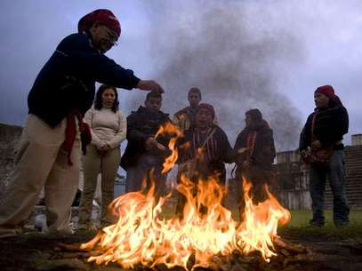 El historiador es experto en cultura maya. Foto: AFP