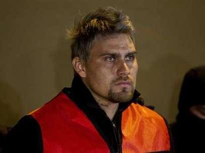 Con la detención de su jefe, se confirmó que Omar 'Gato' Ortíz (foto) participó de secuestros. Foto: AP