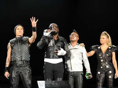 The Black Eyed Peas Foto: Getty Images