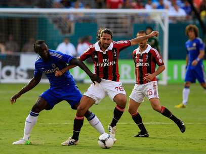 Milan defeat Chelsea 1-0 in Miami. Foto: Getty Images