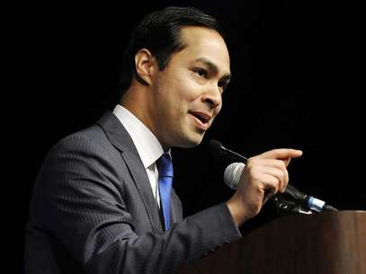 El alcalde de San Antonio, Julián Castro, en una fotografía de archivo del 8 de junio de 2012, durante la Convención Demócrata de Texas, en Houston. Foto: EFE en español