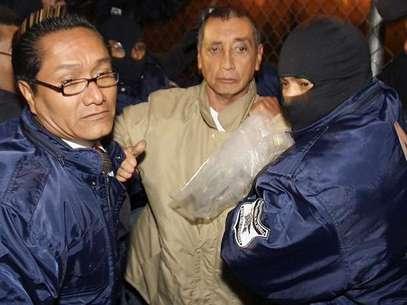 Mario Villanueva Madrid fue extraditado a EE.UU. en el 2010. Foto: AP