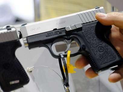 El derecho a portar armas y comprarlas sigue en el centro del debate. Foto: Getty Images