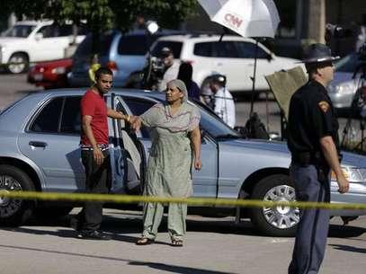 El ataque dejó siete muertos, incluido el agresor identificado como Wade Michael Page . Foto: AP