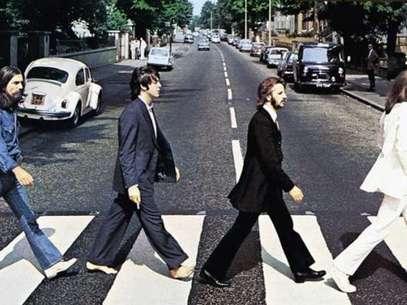 Efeméride para una esquina que inmortalizaron los Beatles Foto: Télam