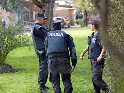 El insólito hecho ocurrió en San Rafael, Mendoza. La mujer está siendo buscada por la policía, junto con su cómplice. Foto: Getty Images