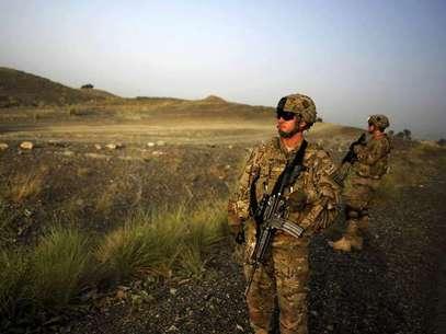 Se trata del tercer ataque contra las fuerzas de la coalición por parte de la insurgencia afgana en una semana.  Foto: AFP