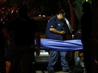 Los cadáveres fueron localizados cerca de un retén militar. Foto: AFP