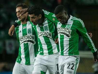 Atlético Nacional suma dos puntos en tres fechas. Foto: Terra