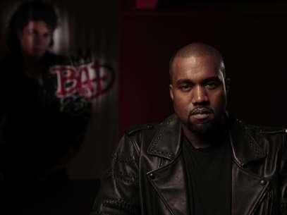 """Kanye West en una escena del documental de Spike Lee """"Bad 25"""" en una imagen proporcionada por el Festival Internacional de Cine de Toronto.  La película de Jackson marca el 25 aniversario del disco """"Bad"""" de Michael Jackson y tiene imágenes que fueron grabadas por el mismo músico.  Foto: Toronto International Film Festival / AP"""
