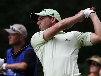 Sergio Garcia is looking to win his first tournament since 2008.  Foto: AP in English