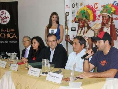 Shi Muchik Festival o Festival de la Luna Moche 2012 difundirá atractivos de la Ruta Moche.  Foto: ANDINA/Oscar Paz
