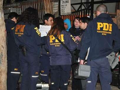 El hombre está internado grave en el Hospital San Juan de Dios, con riesgo vital. Foto: Rodrigo Fuentes / Terra