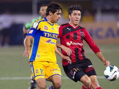 Manuel Viniegra scored the second goal for Tigres in the match.  Foto: Mexsport
