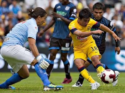 América vs. Querétaro pinta para ser el duelo más atractivo dentro de la Copa MX Foto: Mexsport
