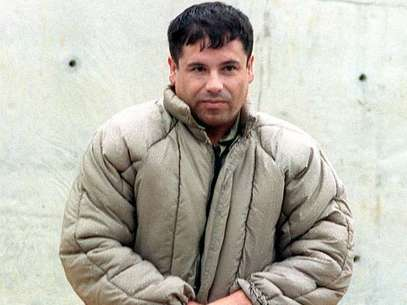 Joaquín Loera 'E Chapo' Guzmán, el narcotraficante más buscado. Foto: AFP