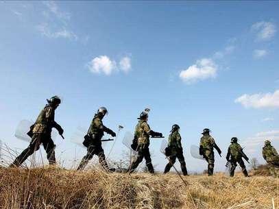 La comunidad internacional pone fin hoy a la independencia tutelada de Kosovo Foto: Agencia EFE / EFE en español