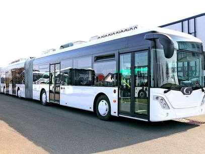 AutoTram extra Grand se trata de una nueva iniciativa que pretende facilitar el transporte público tanto para ciudadanos como para turistas. Foto: Instituto Fraunhofer de Transporte e Infraestructuras en Dresden