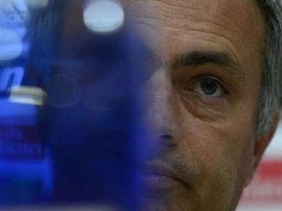José Mourinho en rueda de prensa Foto: Getty Images