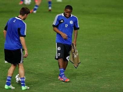 Jefferson Farfán es el primer peruano que va debutar en la Champions Legaue 2012/2013 Foto: Schalke 04