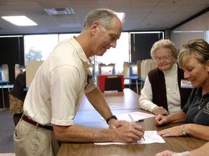 Los votantes ya pueden acudir a las urnas en Idaho y en Dakota del Norte. Foto: AP