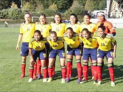 Selección Colombia Femenina sub-17 venció 4-0 a Azerbaiyán Foto: Cortesía