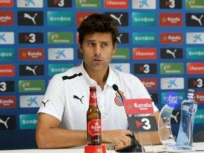 Espanyol coach Mauricio Pochettino has yet to lead his team to a victory this season. Foto: RCD Espanyol
