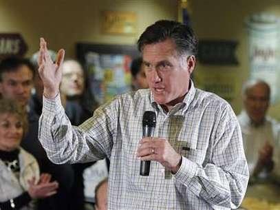 Romney, durísimo con Obama en varios aspectos en su podcast semanal. Foto: AP