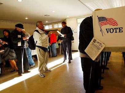 El Centro Hispano Pew dijo que 24 millones de hispanos podrán votar en EEUU en noviembre. Foto: GETTY IMAGES