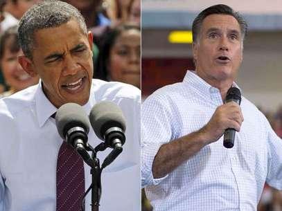 Obama y Romney se medirán cara a cara en su primer debate presidencial rumbo al 6 de noviembre. Foto: AP