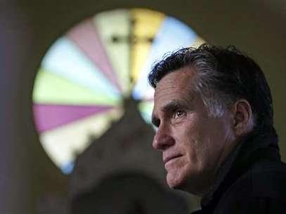 Mitt Romney venció en el debate y eso se refleja en las mediciones. Foto: AP