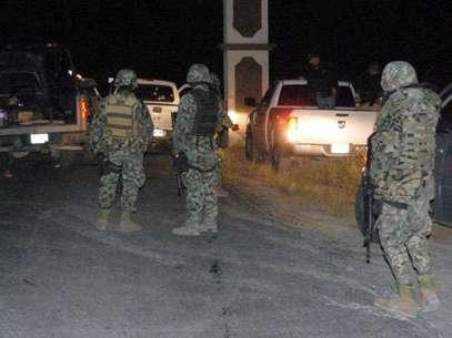 Heriberto Lazcano Lazcano, alias 'El Lazca', murió en un enfrentamiento con la Marina en el poblado de Progreso, Coahuila. Foto: EFE en español