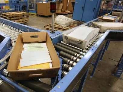 El voto no es obligatorio en EEUU y tampoco presencial: algunos Estados permiten votar por correo. Foto: AP