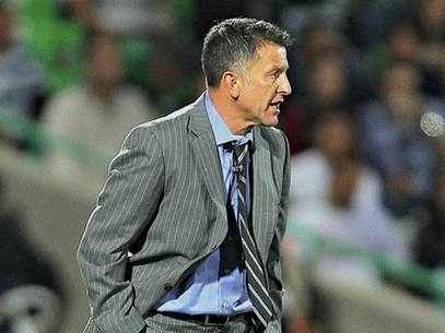 Juan Carlos Osorio, técnico de Atlético Nacional Foto: Cortesía
