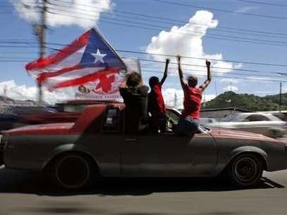 Los puertorriqueños votaron por no independizarse de EE.UU. Foto: AP