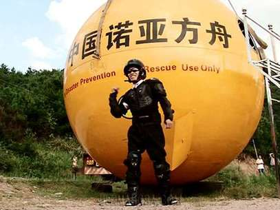 Cada cápsula tiene un costo de 5 millones de yuanes (800 mil dólares aproximadamente) y puede ser hecha 'a la medida'.  Foto: EFE