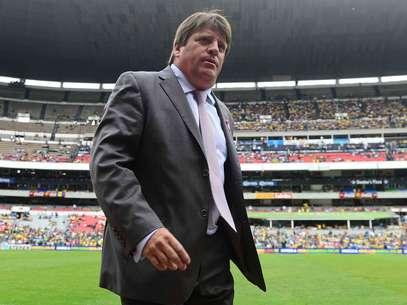Herrera busca su primer título tras 22 torneos como entrenador. Foto: Mexsport