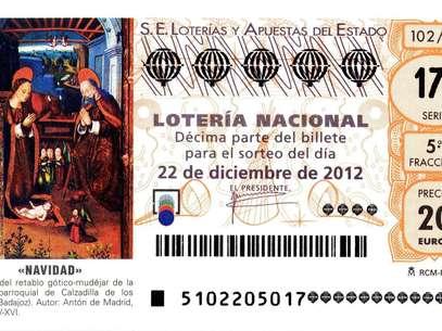 Loterías y Apuestas del Estado Foto: LOTERÍAS Y APUESTAS DEL ESTADO