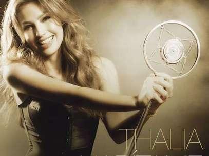 """Thalía llega al tope con """"Habítame Siempre"""". Foto: Sitio Oficial"""