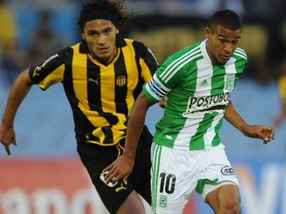 Macnelly Torres de Atlético Nacional hace parte de la lista de jugadores postulados por El País de Uruguay para formar parte del once de América Foto: AFP