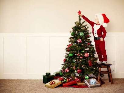 El árbol de Navidad es una costumbre proveniente de los países nórdicos, donde simbolizaba la vida. Foto: Getty Images