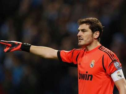 Iker Casillas, portero del Real Madrid Foto: Getty Images