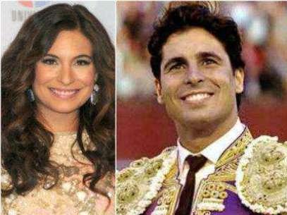 Foto: Ana Brenda ya no esconde a su guapo novio torero / Mezcal - Difusión / Terra